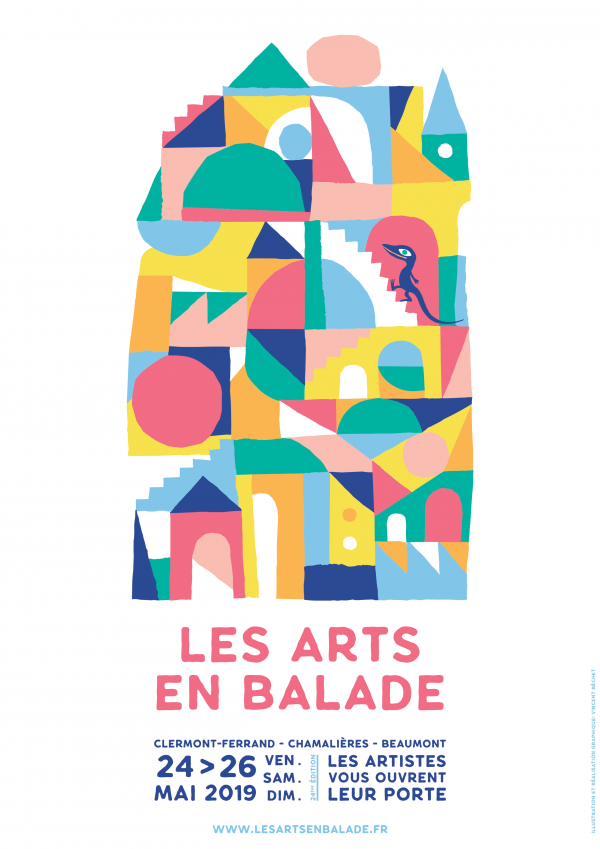 Les Arts en Ballades 2019